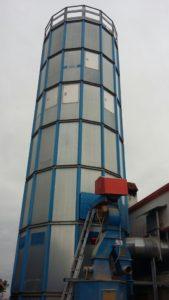 silos falco